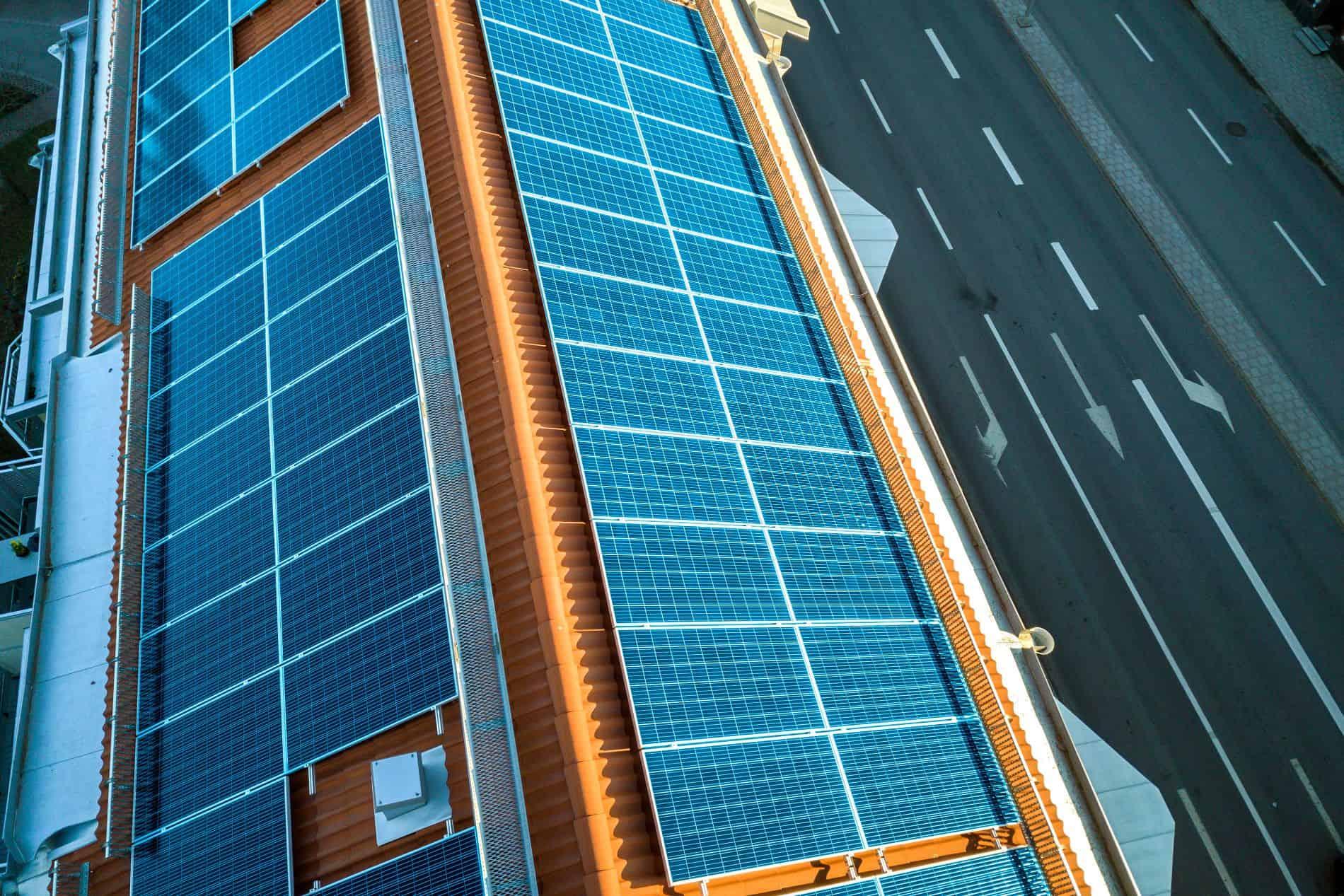Apartmanlar İçin Güneş Enerjisi