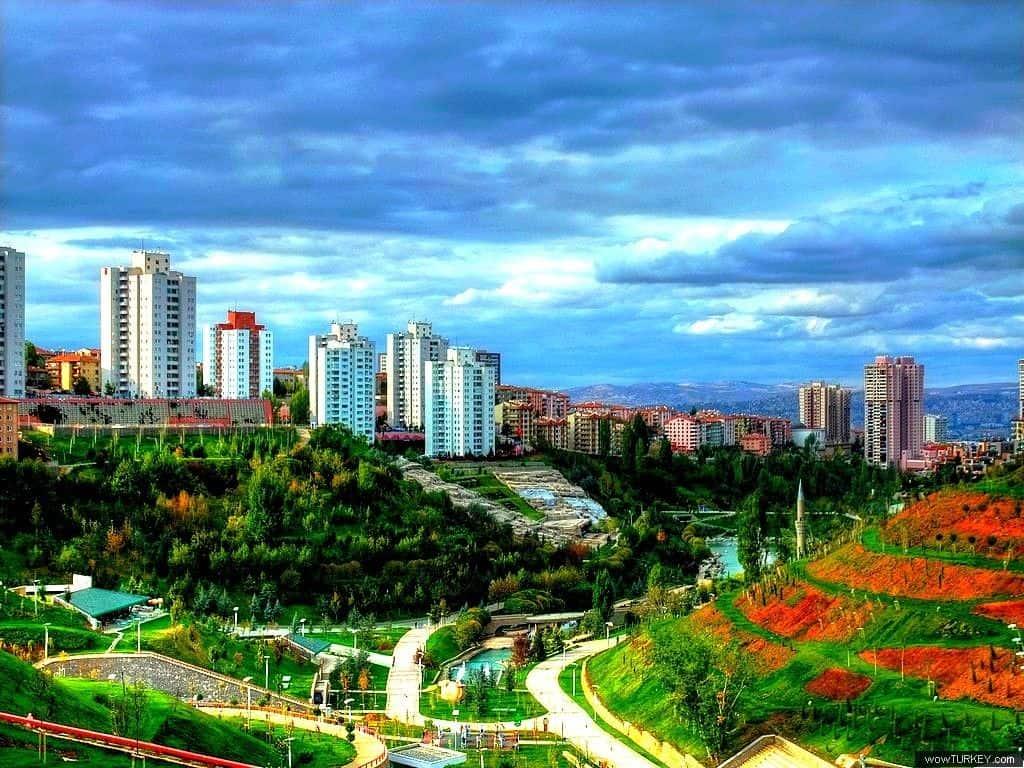 Ankara İçin Güneş Enerjisi
