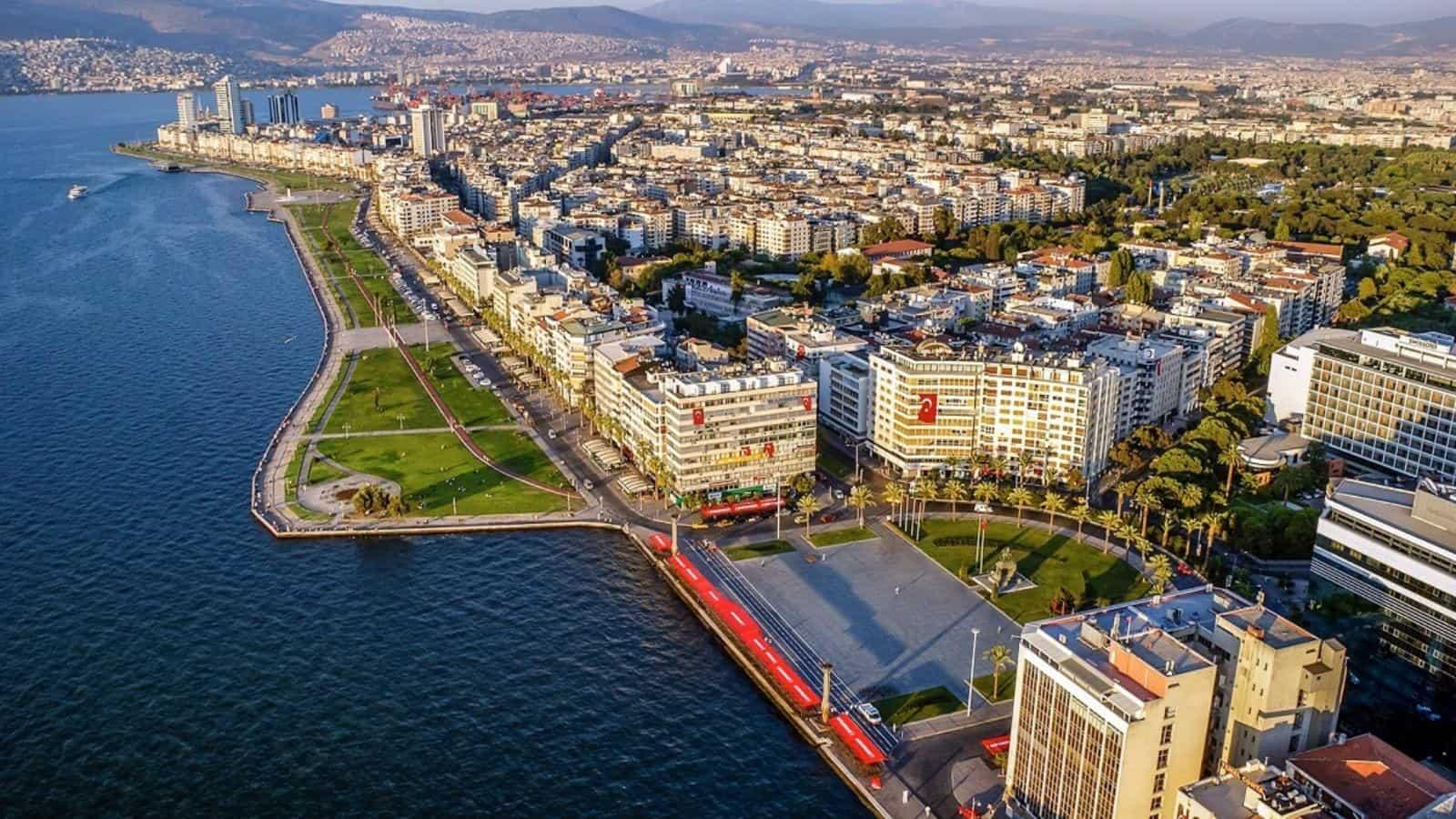 İzmir İçin Güneş Enerjisi